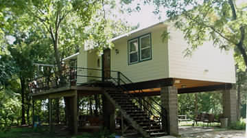 Vacation Rental Cabin The Treehouse